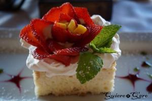 Tres Leches cake!