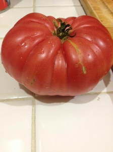 Nothing beats the flavor of heirloom tomatoes